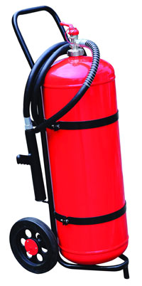 Security Concepts Uganda Limited Fire Extinguishers